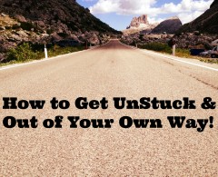 Stop Feeling Stuck & Start Moving Toward What You Want: We're Gonna Do It in 3 Steps!