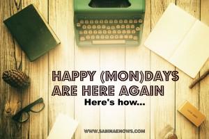 Happy Mondays Image 1