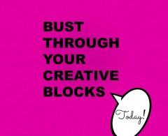 Here's How I Bust Through Creative Blocks, As Seen in American Airlines Magazine