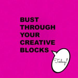 Bust Through Blocks Today 2
