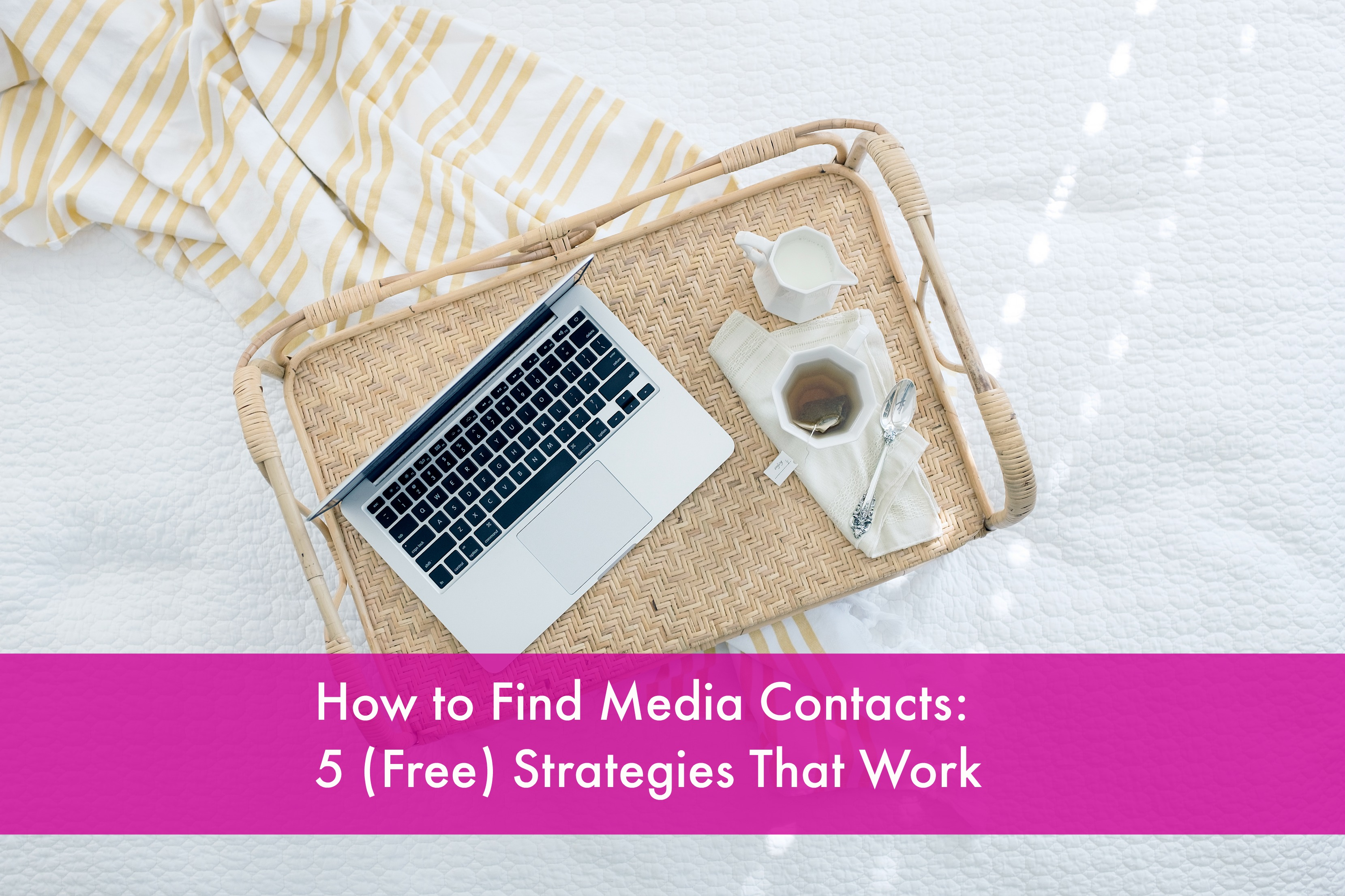 Find Media Contacts