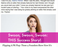 Her Biz was in Forbes 3x in One Year. This is Exactly How She Did It…