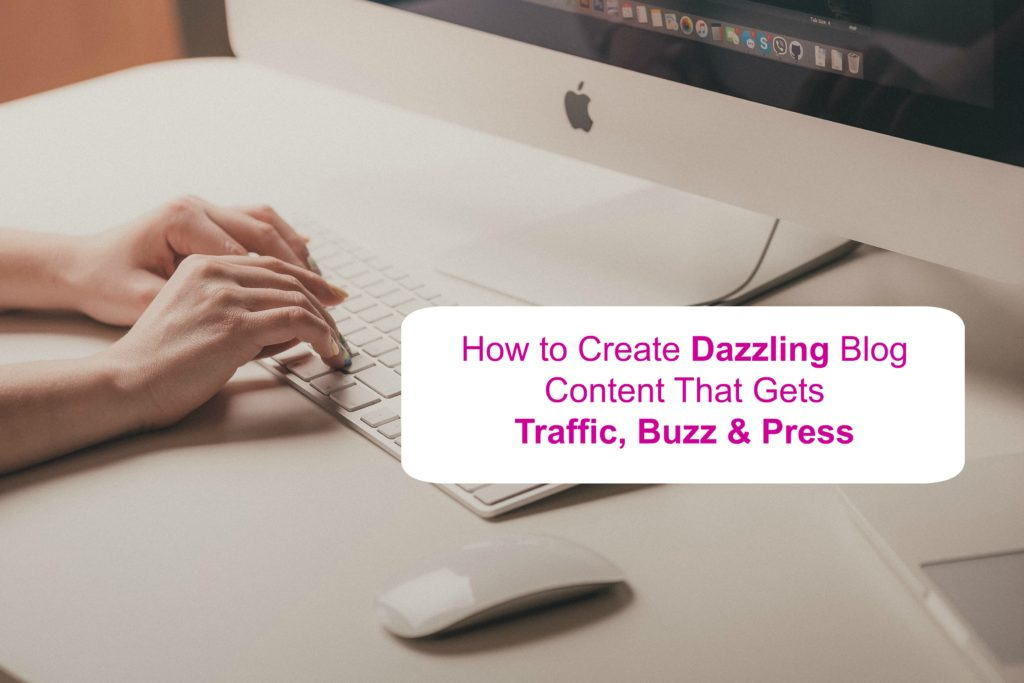 (Watch Class): How to Create Magnetic Blog Content AND Get Publicity for It