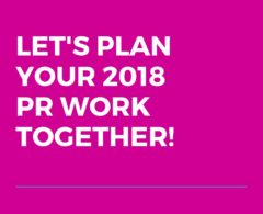 The Essential PR Planning Guide for Small Biz Owners: Don't Make Your 2018 Publicity Plans Without It!