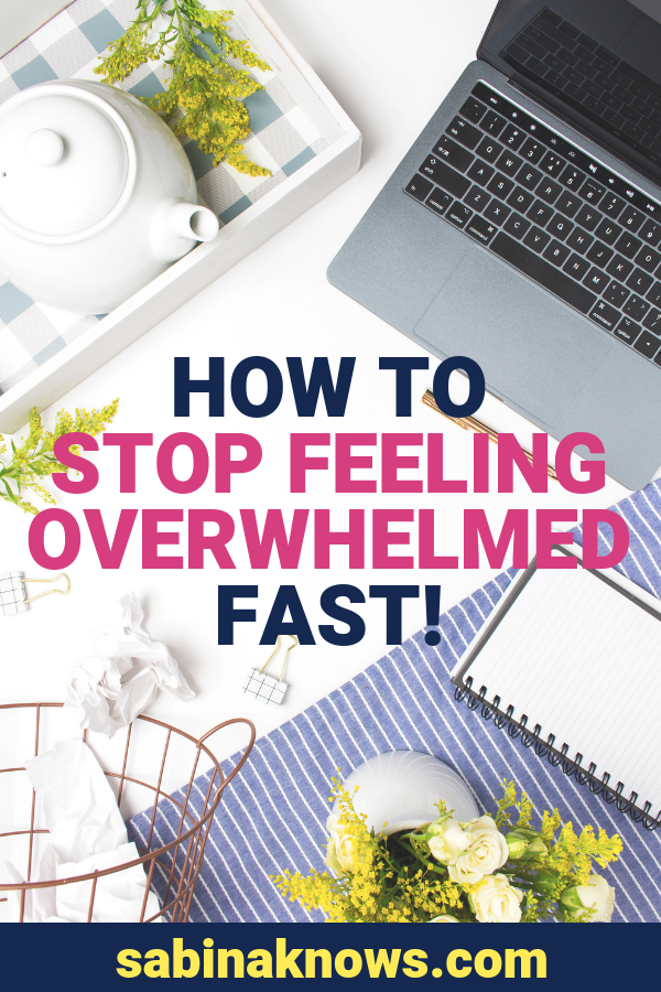 Let's talk about feeling overwhelmed! We've all been there - perhaps you're there right now or regularly experience it. The good news is, the more we talk about it, the faster we can address and deal with it. Feeling overwhelmed is beyond common whether you're an entrepreneur, a parent, or quite simply, a human. #overwhelm #howtobeatoverwhelm #entrepreneurtips #feelingoverwhelmed